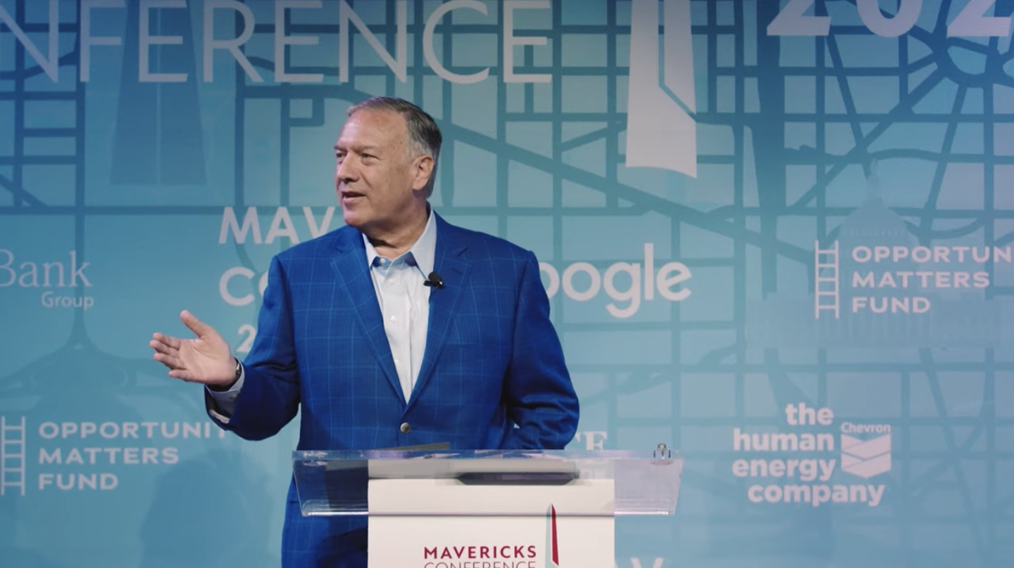 """Featured image for """"Mike Speaks At MAVPAC Conference"""""""